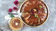 Chocolate Fondue, Pudding, Baking, Food, Ring Cake, Custard Pudding, Bakken, Essen, Puddings