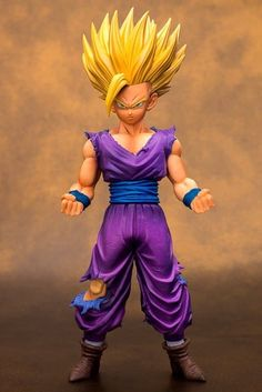 Banpresto Master Stars Piece Super Saiyan Son Gohan Figure http://dragonballzmerchandise.com/category/dragon-ball-z-action-figures