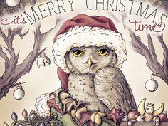 It's Merry Christmas Time - Miranda Dodson