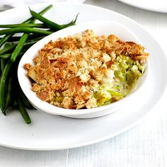 Healthier chicken and leek pie