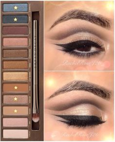 Naked+palette+look+#2