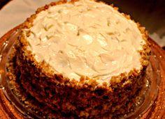 Sweet Tea and Cornbread: Carrot Cake!