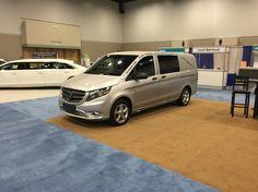 2016 Mercedes Onyx Hearse by K2 Vehicles