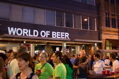 Cleveland Scene reports that The World of Beer located in the Bailey Building in Downtown Lakewood suddenly closed its doors and shuttered the craft brew watering hole in the middle of the night on Sunday. So World of Beer Lakewood took off in the middle of the night to never return again…can't say I am …