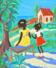 """Sisters"" by Janice Sylvia Brock"