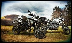 BMW F800GS(Germany)