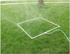 Beat the Heat for Cheap with These Five DIY Sprinklers « MacGyverisms