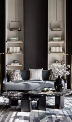 2018 Color Trends | Black | Motley Decor