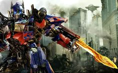 special optimus prime wallpaper