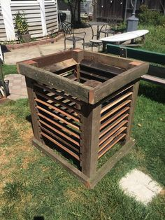 Upcycled Compost Bin