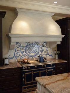 Gorgeous decor in the kitchen