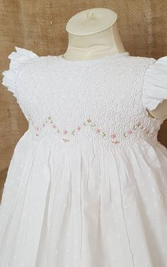 84b943d71488 1520 Best Smocked Baby Dresses and Heirloom BabyDresses images in ...