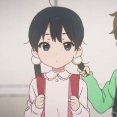 #matchingpfp Cute Anime Profile Pictures, Matching Profile Pictures, Cute Anime Pics, Cute Couple Art, Anime Love Couple, Cute Anime Couples, Anime Best Friends, Tamako Love Story, Yandere Anime