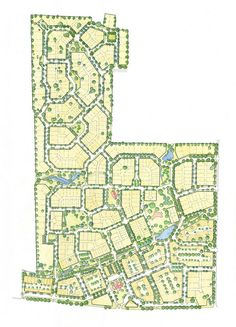 Housing plan large.jpg (1417×995) | Architectura | Pinterest ...