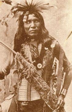 Pretty Eyes - Northern Cheyenne - circa 1880