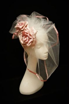 Bridal CollectionDavid Dunkley Fine Millinery