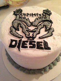 Best Grooms Cake For Dodge Cummins Lovers Trucks