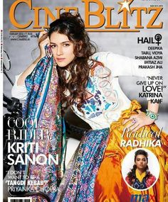 Kriti Sanon Scans From Cineblitz March 2016 - http://www.movierog.com/celebrity_gossips/kriti-sanon-scans-from-cineblitz-march-2016/