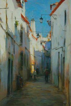 Dmitri Danish, 1966 ~ Venice Evening