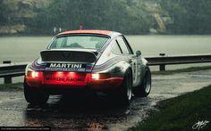 Porsche 911 Martini RSR