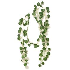 ALEKO 10PL004 Green Artificial Birch Ivy Garland Decoration, Pack of 10 7.5' Ft Each >>> Get more discounts! Click the pin : Artificial Plants Decor