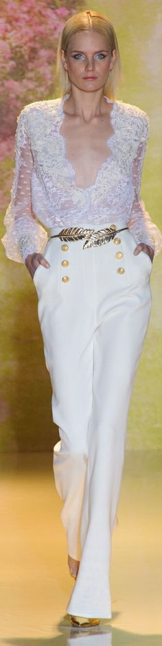 Zuhair Murad Haute Couture S/S 2014 #DressingwithBarbie