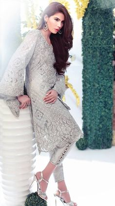 Farida Hasan Formal Wear Royal Dresses Collection 2015 12