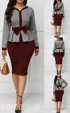 Find your holiday outfit at Rotita and uncover massive discounts.Learn About These Top womens african fashion S Fa African Wear Dresses, Latest African Fashion Dresses, Women's Dresses, Women's Fashion Dresses, Jeans Fashion, Fashion 2018, Fashion Rings, Fashion Art, Womens Fashion
