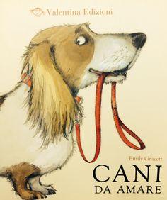 Cani da amare. Un divertente albo illustrato dedicato ai cani, una galleria di splendidi disegni di Emily Gravett. Continua a leggere su http://gallinevolanti.com/2014/09/cani-da-amare/