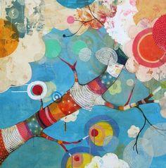 Liz Tran...love the shapes