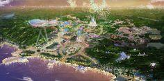 Os melhores parques temáticos do futuro