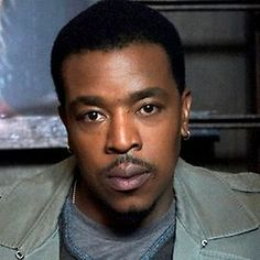 "Russell Hornsby stars in NBC's acclaimed drama series ""Grimm"" as Nick's partner, Lt. Hank Griffin, who was blind to Nick's new powers in the Grimm world. Not Any More!!!!"