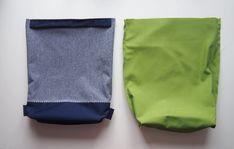 Nähanleitung für einen Turnbeutel » BERNINA Blog Couture, Baby Sewing, Gym Shorts Womens, Textiles, Backpacks, Crafts, Diy Bags, Bento, Blog