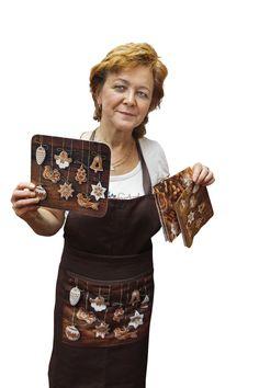 MIROSLAVA CINGELOVÁ: Jej medovníky zdobia | Nový Čas Fotografia