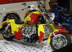 Boss Hoss V8 Motorcycle
