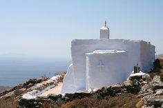 chapel Exomvourgo, tinos Beautiful Islands, Mount Rushmore, Greece, Explore, Mountains, Nature, Travel, Shopping, Greece Country