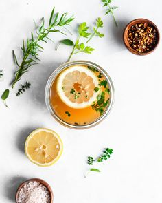 After you've slow-roasted your turkey and picked the bones clean, it's time to make turkey bone broth. Deeply savory with an amber-brown color, it's just about one of the easiest bone broth recipes you can make. Onions and herbs amplify that flavor. In this version, we've included guidance for making it on the stove, in an electric pressure cooker such as the InstantPot, or in your slow cooker. - #thanksgiving #bonebroth #nourishedkitchen