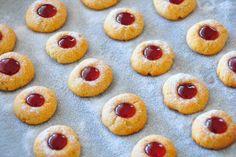 Husarenkrapferl Vegan, Cheesecake, Muffin, Breakfast, Desserts, Food, Cooking, Chef Recipes, Simple