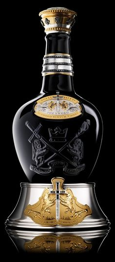 Scotch 45 years.Only 21 bottles produced. $200,000