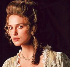 Keira Knightly - In the Duchess Movie