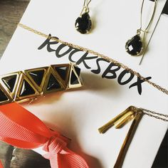 """Check out my latest @Rocksbox that as per usual SLAYS!  Oh Hey Dallas followers get a FREE MONTH of #Rocksbox a specially curated #jewelry box where you keep what you want and send back what you don't as many times per month as you want by using promo code """"ohheydallasxoxo"""" upon sign up at http://ift.tt/17TRmFP!  #RBItGirl #HouseOfHarlow #KendraScott #SubscriptionBox #Fashion #media #promocode #myrocksbox #rocksboxitgirl by ohheydallas"""