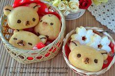 Bento Singapore by Shirley 楽しくてお弁当とキャラベン: リラックマとキイロイトリのケーキのキャラ弁 Rilakkuma and Kiiroitori Cake Bento ♥ Bento