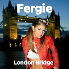 """London Bridge"" *** Fergie *** August 19, 2006"