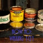 Chalk Paint Divas: Waxing 101