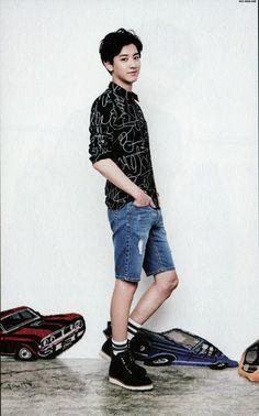 #EXO #Chanyeol