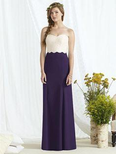 Social Bridesmaids Style 8162 http://www.dessy.com/dresses/bridesmaid/8162/