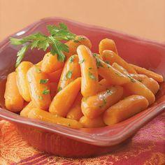 Glazed Mini Carrots - Honey Glazed Carrots Recipes - Delish.com