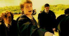 James bullying Snape