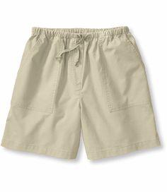 Sunwashed Canvas Shorts: Shorts | Free Shipping at L.L.Bean