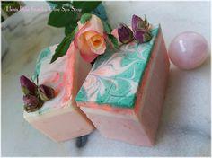 Elenis Rose Garden Olive Spa Soap